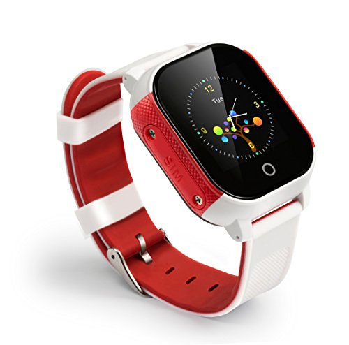 Bestie 3G Kids - Reloj inteligente para niños, con rastreador GPS, funciona...