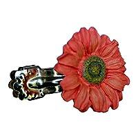 Perde Tokası Çiçek 5'li Paket - GARDINIA