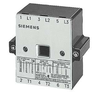 SIEMENS SIRIUS - CAMARA APAGACHISPAS S6 PARA CONTACTOR 3RT1056 90KW