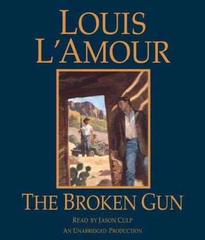 THE BROKEN GUN By L'Amour, Louis (Author) Compact Disc on 25-Jan-2011