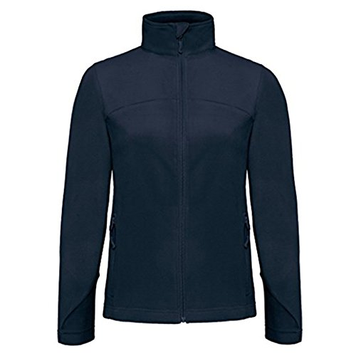 B&C Collection Damen Modern Jacke Navy