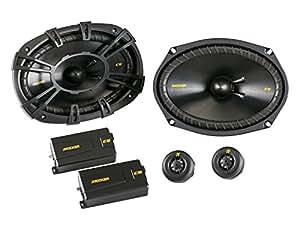 Kicker CSS 694 Component Speakers