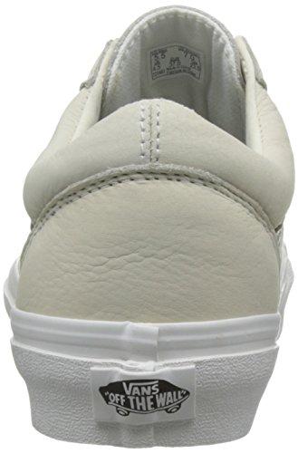 Vans Unisex-Erwachsene Old Skool Reissue Sneakers beige / dunkelbraun