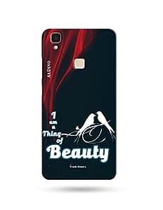 alDivo Premium Quality Printed Mobile Back Cover For Vivo Y51L / Vivo Y51LPrinted Mobile Back Cover (MKD1055)