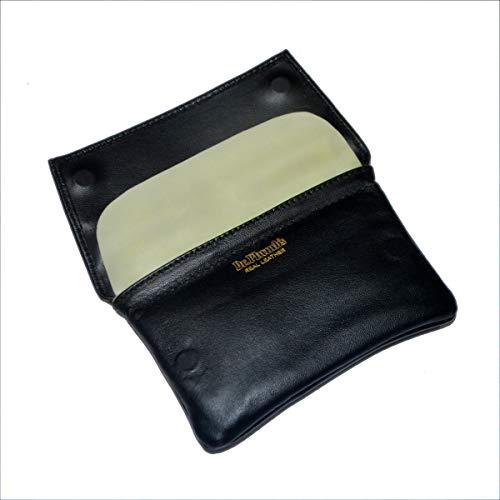 p25504–Pochette Portefeuille en Cuir Style Tuyau fumeurs