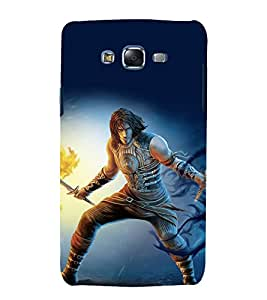 printtech Prince Of Persiaa Game Back Case Cover for Samsung Galaxy J7 (2016 )