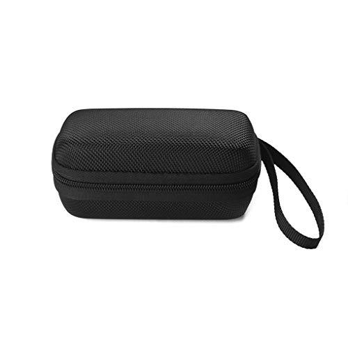 beIilan Portátil de reemplazo de la Caja Protectora de Almacenamiento de Auriculares Auricular Headset para QCY T1 Bluetooth