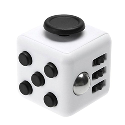 ReachTop-Fidget-Toy-Cube-Relieves-Stress-And-Anxiety-for-Children-and-Adults