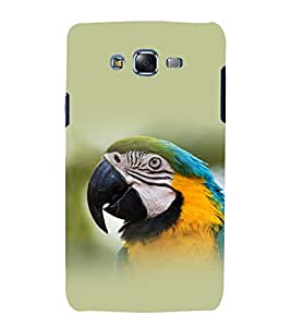 printtech Nature Bird Parrot Back Case Cover for Samsung Galaxy Grand 3 G720 / Samsung Galaxy Grand Max G720