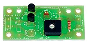 KITRONIK 2113 KIT HEAT ACTIVATED SWITCH [Pack Size: 2] (Epitome Certified)
