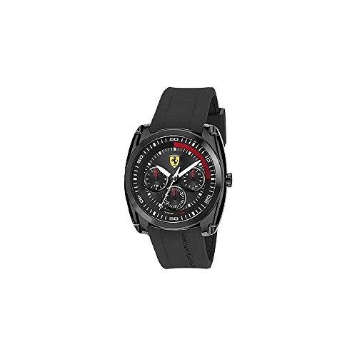 montre chronographe Scuderia Ferrari pour homme Tipo J-46 FER0830320 sportive cod. FER0830320