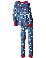Hatley Boy's Farmer Jack Pyjama Set