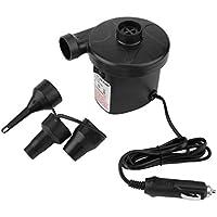Tellaboull for Pompe à air électrique AC Smart Quick-Fill, idéale pour Bateau Gonflable à Matelas Gonflable, Piscine pour Enfants et Jouets, gonfleur et dégonfleur