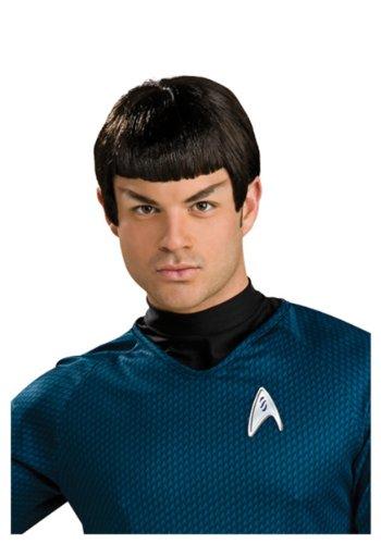 Generique - Spock Perücke Plastik für Erwachsene