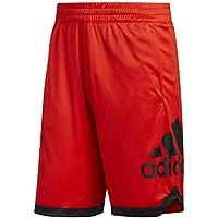 Amazon.it  Pantaloncini Rossi - adidas   Basket  Sport e tempo libero fd24368ee475