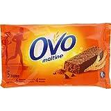 Ovomaltine - Barres Énergétique Au Malt Et Au Chocolat - 100G - Prix Unitaire - Livraison Gratuit En France Métropolitaine Sous 3 Jours Ouverts