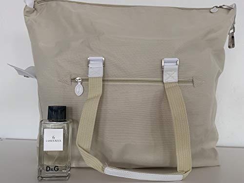 Dolce & Gabbana SET 6 L'Amoureux 100 ml EDT+ Jovena Handgepäcktasche Beige