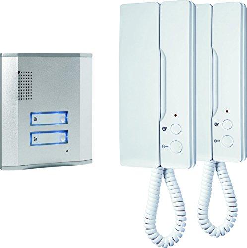 Smartwares IB62 Türsprechanlagen für 2 Wohnparteien
