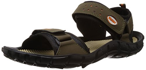Bata Men's Wel Green Athletic & Outdoor Sandals - 10 UK/India (44 EU) (8617015)  available at amazon for Rs.489