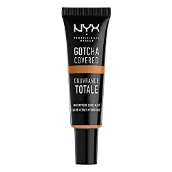 Nyx Professional Makeup Gotcha Covered Concealer, Cappuccino, 8ml