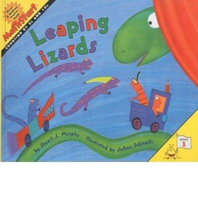 [( Leaping Lizards )] [by: Stuart J Murphy] [Sep-2005] Murphy Lizard