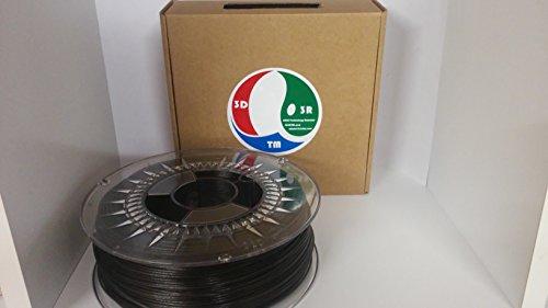 Aluminium 3R3DTM PLA+Metal 1,75 mm 750 gr Costura y manualidades Costura y manualidades 3D