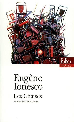 Chaise (Les Chaises (Folio Théâtre t. 32) (French Edition))