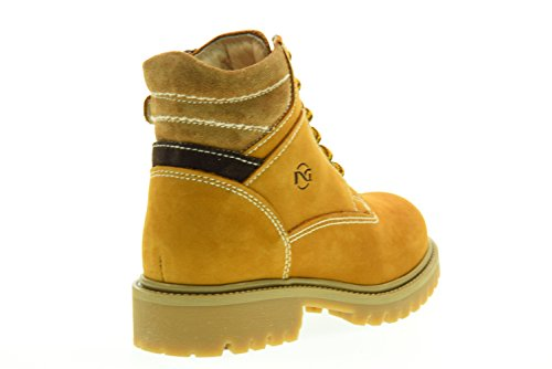 BLACK TEEN A634050M JARDINS boot / 612 Grano