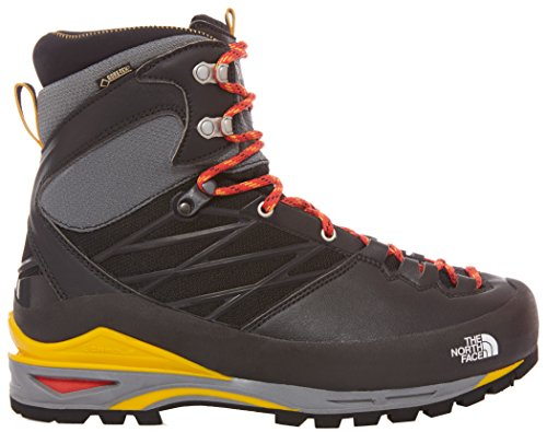 The North Face M Verto S4k Gtx, Scarpe da Escursionismo Uomo Multicolore (Nero/Tnfblack/Tnfylw)