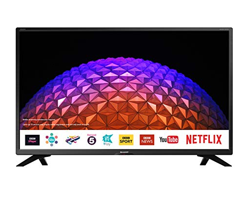 Sharp LC-32HI5432KF 32 Inch HD Ready Smart LED TV