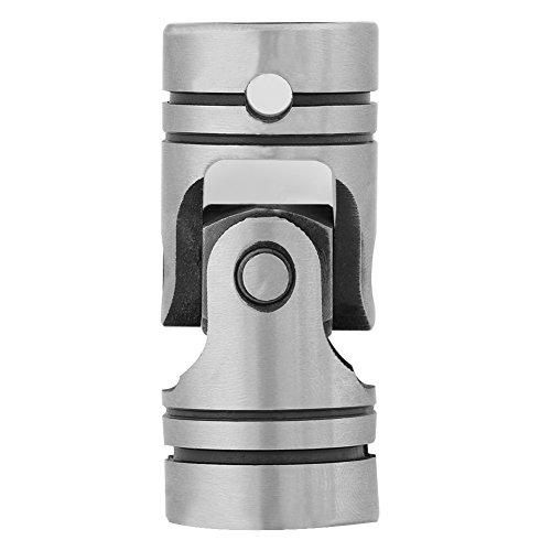 12mm Kreuzgelenk Drehgelenk Universal Lenkwelle U Kupplung, Stahl Wellenkupplung Motorstecker Kreuzgelenk 12 × 23 × 52mm