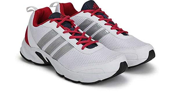 Buy Adidas Men ALBIS 1.0 M Black Running Shoes-10 UK (44 2/3 EU ...
