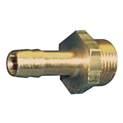 Gewindetülle G3/8Zoll Schlauch-W.6mm