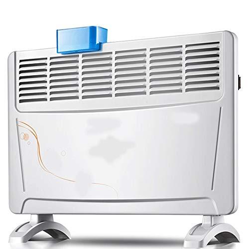 Xiao Heizung, Haushalt europäisches heißen Ofen, Bad, Dual-Use-elektrische Heizung, warmes Bad wasserdicht Heizung Raumheizkörper (Size : 6 Rows)
