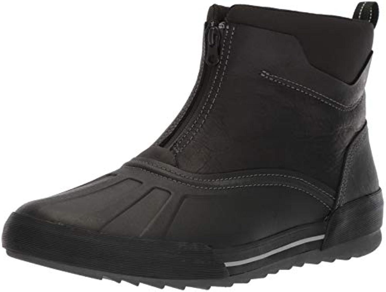 Clarks Men's Bowman Bowman Bowman Top Ankle avvio, nero Leather, 150 M US | Prezzo basso  ada4f6