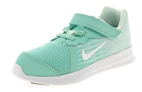 Nike Downshifter 8 TDV Kinder Schuhe Grün 922859301 (25 EU, Grün)