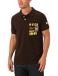 Stansbury & Co Vernal - Polo - À Logo - Piqué de Coton - Homme