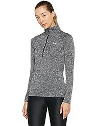 Under Armour Women's Tech 1/2 Zip - Twist Long-Sleeve Shirt