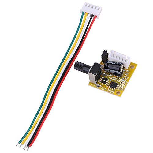 DC Brushless DC Motor Speed Controller 5 V-15 V 15 W BLDC 3-Phasen Brushless Motor Driver Sensorless Speed Controller -