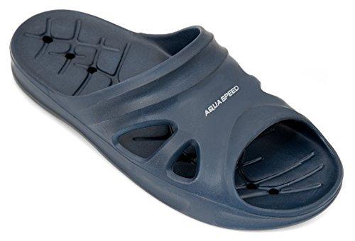 Aqua-Speed ® Floride Femme Homme Kids   badelatschen Taille 36–4041–4528–35 Navy 10