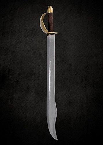 LARP Piratensäbel ca. 88 cm Entermesser aus Schaumstoff Rollenspiel Mittelalter (Verkauf Für Charakter Anzüge)