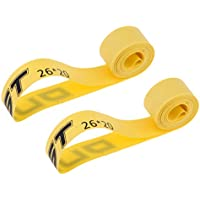 Sharplace 2 Piezas de Trazador de Líneas para Llantas de Bicicletas Hecho de Material PVC - 26 Pulgadas x 20 mm