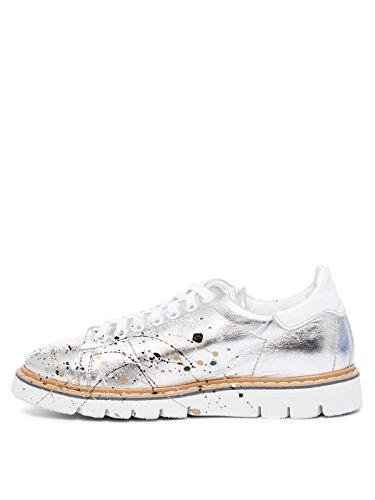 NO CLAIM Goya Damen Sneaker Silber