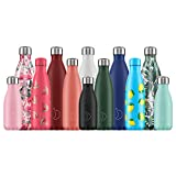 Chilly's Water Bottle | Stainless Steel and Reusable | Leak Proof, Sweat Free | Pastel Green | 260ml