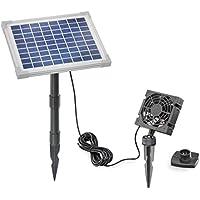 Esotec Solarbelüftungssystem Fresh-Air 101862 5 Wp incl. cable de conexión