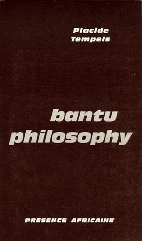 Bantu Philosophy