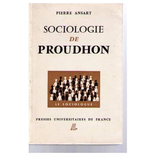 Sociologie de Proudhon
