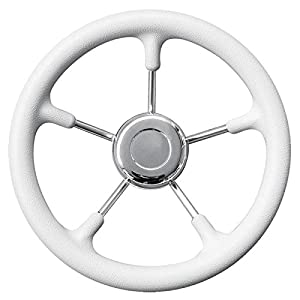 Osculati Volante mm 350 Bianco