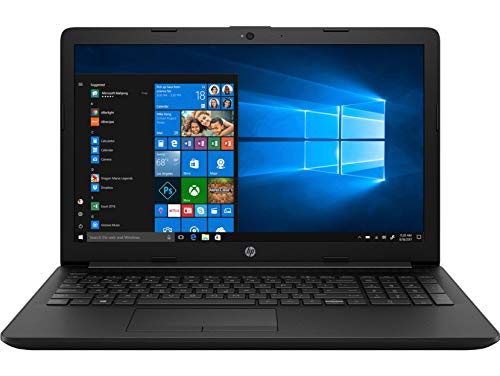 "HP 15-da0023nf PC Portable 15"" Noir (Intel Pentium Silver, 4 Go de RAM, 500 Go, Intel UHD 605, Windows 10)"