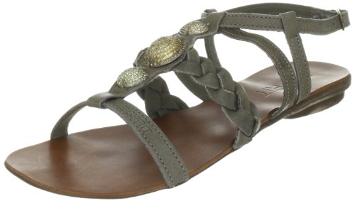 ESPRIT Gem Sandal E10371, Damen Sandalen/Fashion-Sandalen, Beige (taupe 248), EU 36